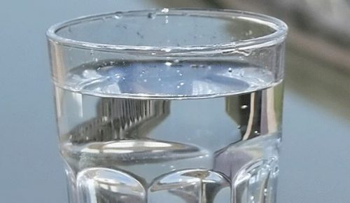 كمية الماء