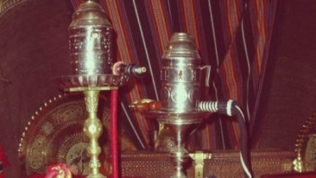 تدخين الشيشة