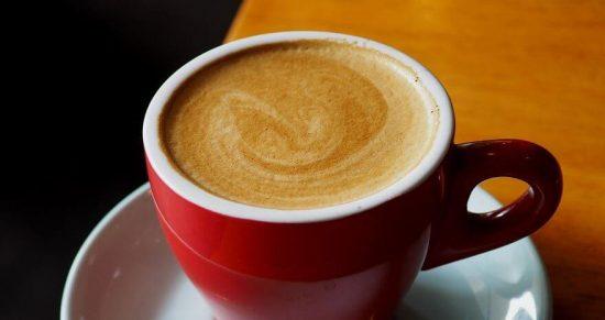 كمية القهوة