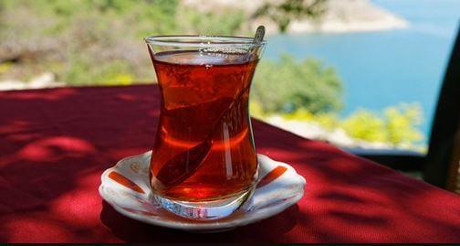 فوائد الشاي البارد