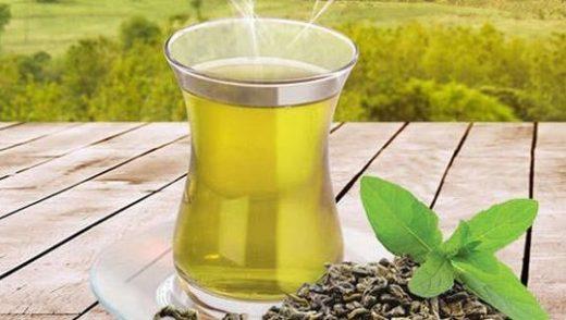 فوائد الشاي الأخضر للقلب